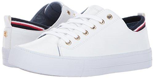 Hilfiger White Women''s Tommy Two Sneaker HwqFx0Op