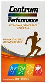 Centrum Performance, 100 Tabletas