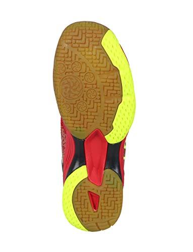 Court 302610 Rouge Chaussures Flyer Fz Badminton Forza Homme De nf8XxqT