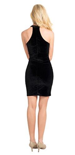 clasichic - Vestido - Noche - para mujer negro
