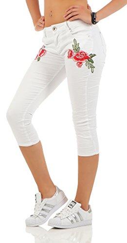 Weiss Boyfriend 7 Donna kurz 8 Skutari Jeans qZxR7w1Wt