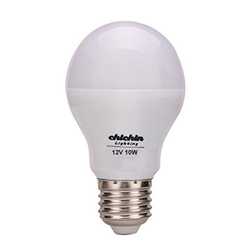 12 Volt Dc Light Bulbs: Chichinlighting 2 Pack Low Voltage LED Light Bulbs 12v 10w