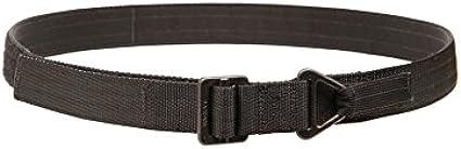 41CQ13BK Men/'s Black Rigger/'s Belt W//Cobra Buckle BLACKHAWK