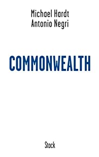 Commonwealth par Antonio Negri