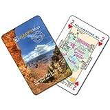 Universal Map 22188 National Park Playing Cards - Bridge Size44; Fiberboard Box