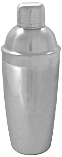 Large Martini Shaker (Co-Rect Stainless Steel Cocktail Shaker, 58-Ounce)