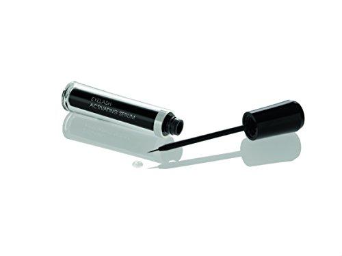 M2Beaute Mascara & Eyelash Activating Serum 5ml - 3 LOOKS BLACK NANO MASCARA with 5ml Eyelash growth Serum & M2Beaute Gift Box by M2Beaute (Image #2)