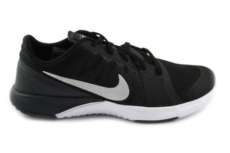 NIKE Men's FS Lite Trainer 3 Training Shoe Black/Anthracite/White/Metallic Silver Size 8.5 M US