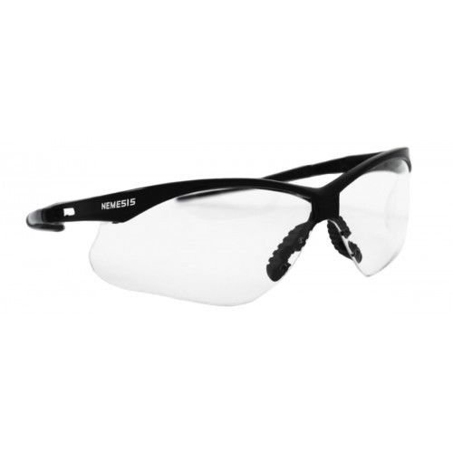 Jackson 3000355 KC 25679 Nemesis Safety Glasses Black Frame Clear Lens Anti Fog (12, Black) by Jackson Safety (Image #4)