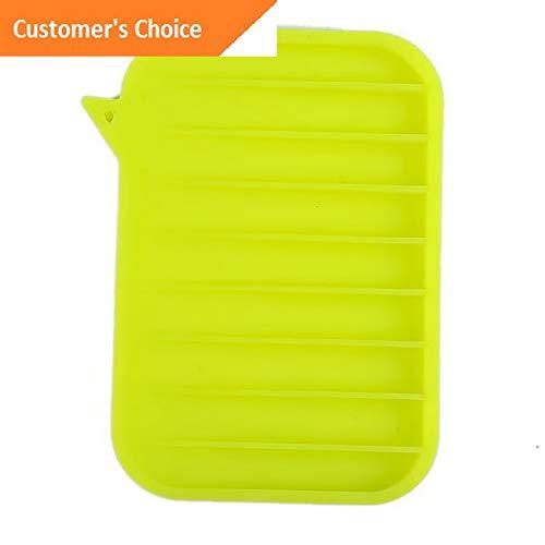 Hebel Soap Dispenser Dish Holder Container Box for Bathroom Travel J | Model SPDSHS - 112 |