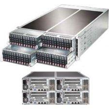 Supermicro SYS-F627R2-RTB+ 4U RM BB BLACK LGA2011 1600MHZ 8X SAS/SATA 1280W RPS X9DRFR