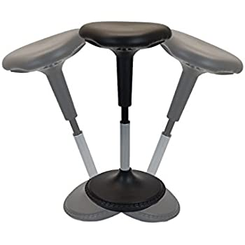 Amazon Com Wobble Stool Standing Desk Chair For Active