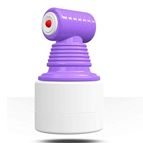 AGWMO TSHIRT Vibrating Male Pê-NIS Massage Adult Product Male Enhancement Strengthen Health Patch Mens māstնrbātor Cūp 3 Styles Available,Purple ()