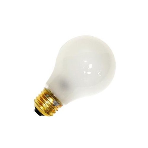 Westinghouse Lighting Corp 03422 25-watt 12-volt Frosted Specialty Bulb
