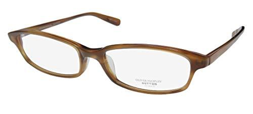 Oliver Peoples Maria Womens/Ladies Cat Eye Full-rim Stunning Stylish Eyeglasses/Eyeglass Frame (51-16-135, Light ()