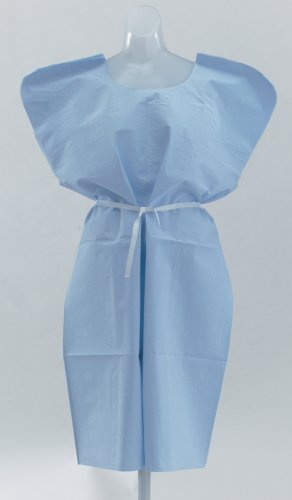 NON24354 Disposable X Ray Patient Gowns