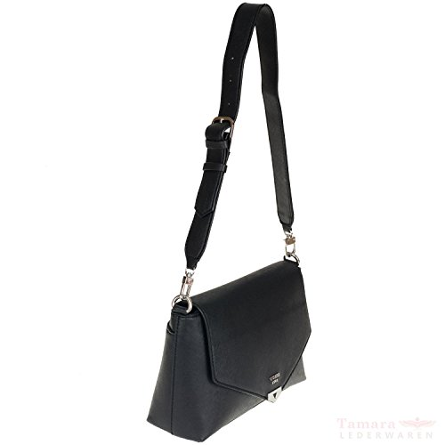 Guess BK679220 Damen 31x18x8 cm Shoulder 5 Schultertasche Bag black Lottie SIqSxrA
