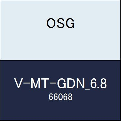 OSG ドリル V-MT-GDN_6.8 商品番号 66068