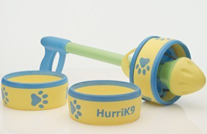 HurriK9-100-Foot-Flying-Ring-Launcher-Dog-Fetch-Toy