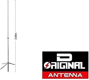 D ORIGINAL DX-V2000N TRI colineal antena de la Alianza 6 m ...