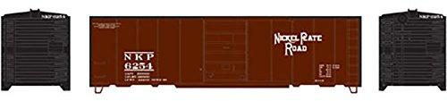 - Athearn HO 40' Box Car Single Door NKP #6254
