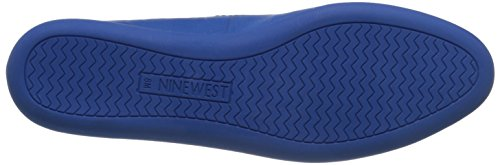 Ballet West Flat Leather Nine Blue Zarong vaq1xxtw