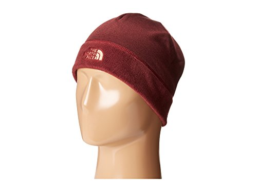 - The North Face Agave Beanie Deep Garnet Red One Size