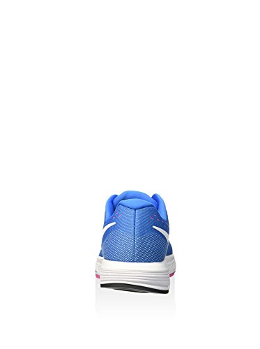 Nike 818100-401, Zapatillas de Trail Running para Mujer Azul (Blue Glow / White-Pink Blast-Photo Blue)