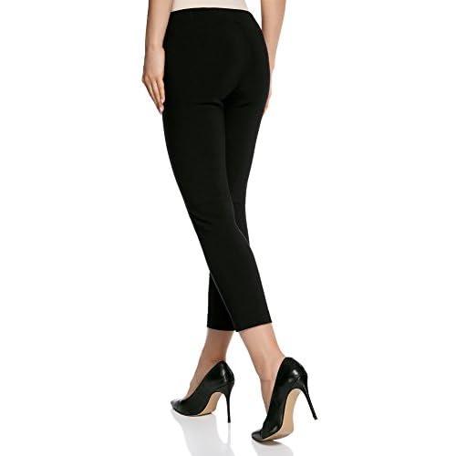 durable modeling oodji Ultra Mujer Pantalones Ajustados de Tejido Elástico 0902cf0b8f35