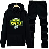ART T-SHIRT-Fortnite Battle Royale Unisex Kapüşonlu Eşofman Takimil