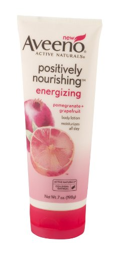 (Aveeno Positively Nourishing Energizing Lotion 7 Ounces (1))