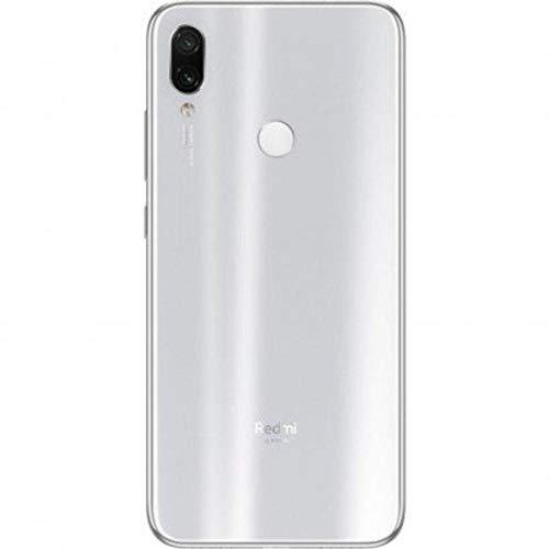 "Xiaomi Redmi Note 7 Blanco,Plata 64gb+4gb Dual SIM (6.3"") 48+5 MP 4000mAh (Version Española)"