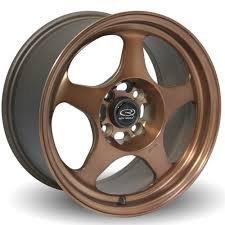4 PCS ROTA SLIPSTREAM WHEELS 16X7 PCD:4X100 OFFSET:40 HB:67.1 FULL ROYAL SPORT BRONZE - Rota Wheel