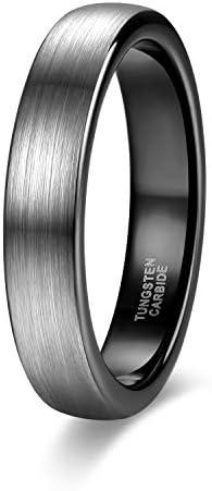 Shuremaster Tungsten Engagement Wedding Brushed