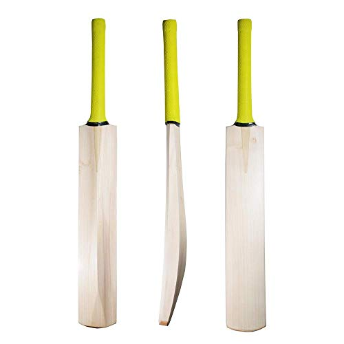 UNIQUEWONDERITEMS LOTA Senior Long Handle Cricket Bat, Custom Hand Made English Willow Cricket Bat LH (Best Selling Cricket Bats)