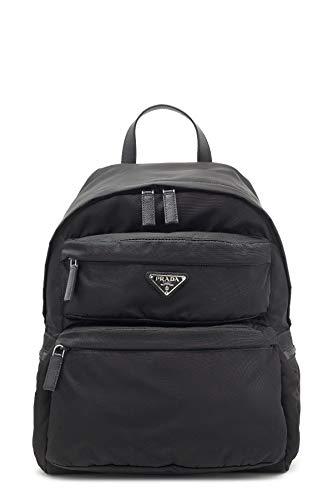 Prada Women's 2Vz025voot973f0002 Black Polyester Backpack (Prada Sport Shoes Women)