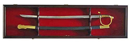Sword Display Case Shadow Box