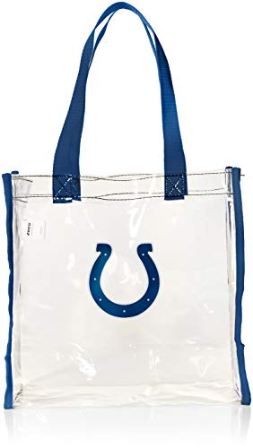 - Indianapolis Colts Clear Reusable Bag