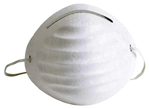 Disposable Non-Toxic Dust and Filter Mask Filter Safety Pollen, Dander, Sawdust, Garage Dust,