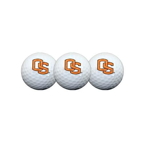 Team Effort Oregon State Beavers Golf Ball 3 Pack