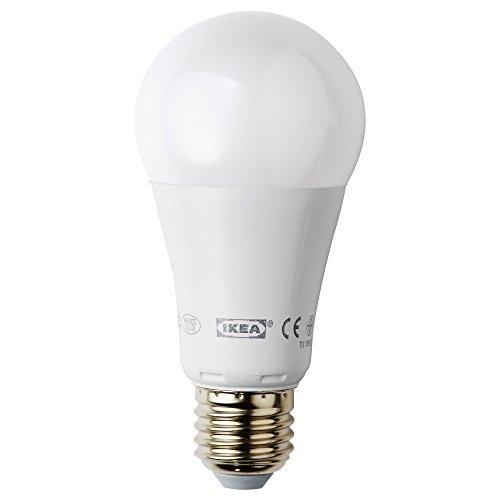 Ledare E26 1000 Lumen, 13 Watts, 2700k Opaque LED Dimmable Globe Opal Light Bulb (Light Opal Five)
