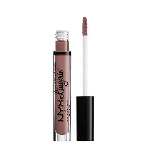 NYX PROFESSIONAL MAKEUP Lip Lingerie Matte Liquid Lipstick, Bustier