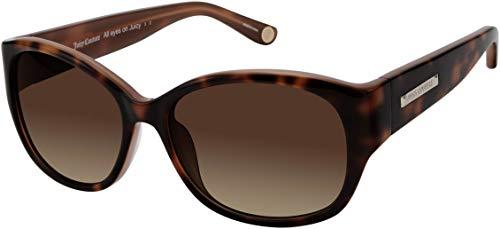 (Sunglasses Juicy Couture JU 551 /S 00T4 Havana Pink/LA Brown Gradient Polz)