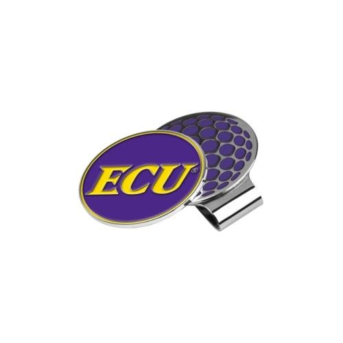 LinksWalker NCAA East Carolina Pirates Golf Hat Clip with Ball Marker