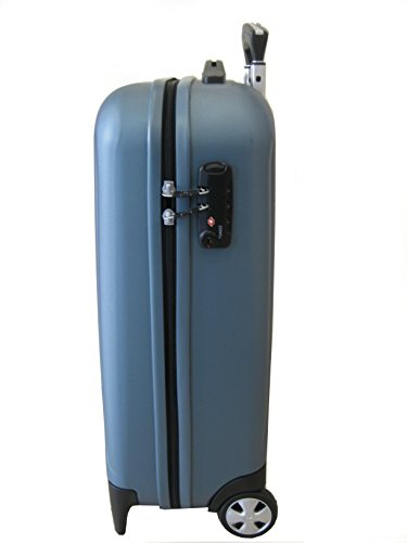 Roncato Trolley rígido  Champán 55.0 cm Azul Ártico