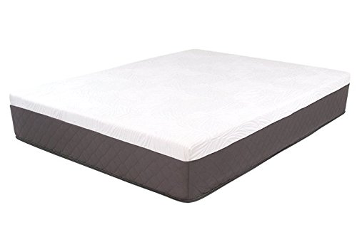 "Ultimate Dreams 12"" UDSD12IN-50_C5 Queen Size Supreme Gel Memory Foam Mattress"