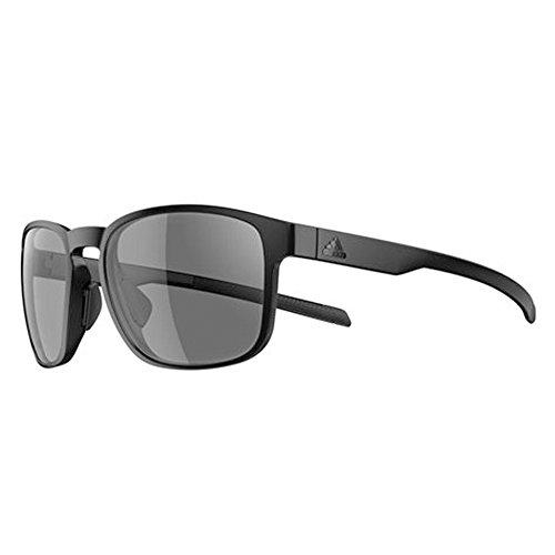 Adidas Protean Sunglasses 2018 Black Matte Frame/Grey Lenses