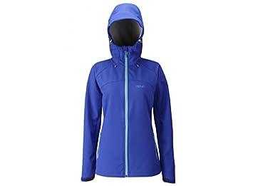 Rab Salvo chaqueta para mujer, mujer, color Azul - Nordic ...