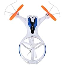 OLSUS RC Drone Tricopter M71 WHITE 2.4G 4CH 6-Axis Gyro RTF Mini Aircraft Toy