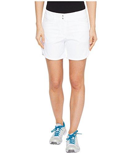 古代くるくる予備(アディダス) adidas レディースショーツ?短パン Essentials 5\ White 14 (XXXL) 5